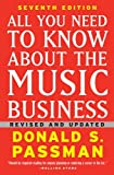 img - for All You Need to Know About the Music Business: Seventh Edition book / textbook / text book