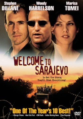 Cover art for  Welcome to Sarajevo