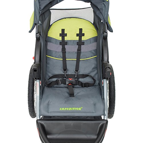 Baby Trend Expedition Jogger Stroller, Carbon Business ...