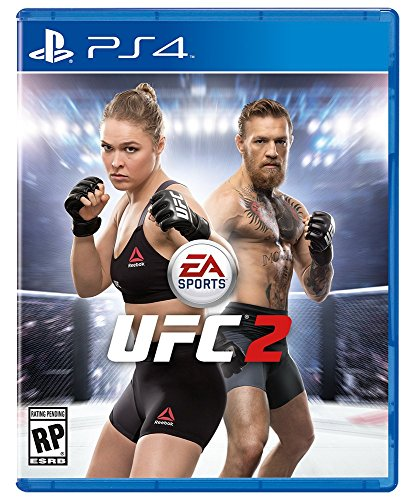 EA Sports UFC 2 (2016) (Video Game)