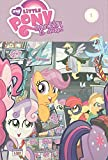 img - for My Little Pony Omnibus Volume 1 book / textbook / text book