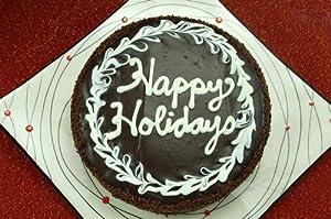 8 inch Happy Holidays Cheesecake