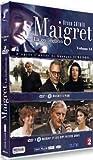 echange, troc Maigret - L'intégrale, volume 14 - Maigret a peur/Maigret et les sept petites croix