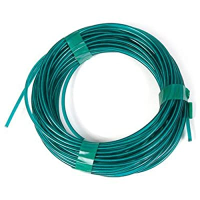 Koch 5630515 No.5 by 50-Feet Vinyl Coated Wire Clothesline, Green from Koch Industries