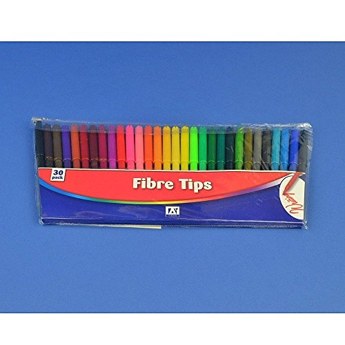 kids-create-30-assorted-washable-fibre-tip-colouring-pens