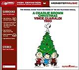 Monster MMU 44172 RPL-10 Music Vince Guaraldi: A Charlie Brown Christmas Music SuperDisc