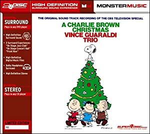 Vince Guaraldi - A Charlie Brown Christmas (SuperDisc)
