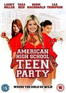 Amazon.com: American High School Teen Party: Movies & TV