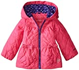 London Fog Baby Girls Heart Quilted Poly Coat, Pink, 24 Months Size: 24 Months Color: Pink, Model: L215566-AN, Newborn & Baby Supply