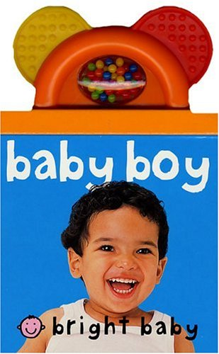 Baby Shaker Teethers Boy