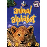 Animal Alphabet: Learning Your ABCs with Animals ~ Artist Not Provided