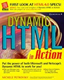 img - for Dynamic Html in Action book / textbook / text book