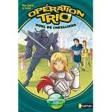 Opération trio, Tome 3 : Duel de chevaliers