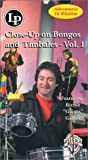 Adventures in Rhythm/Close Up On Bongos & Timbales Vol.2 [VHS]