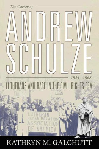 THE CAREER OF ANDREW SCHULZE Religion Civil Rights086554994X