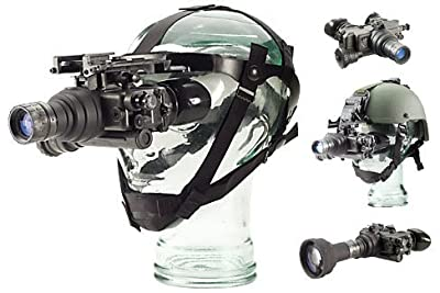 Night Optics USA AN-PVS-7-3AG Generation 3 US Grade Auto Gated Pinicle Military Issue Night Vision Goggles by Night Optics Usa :: Night Vision :: Night Vision Online :: Infrared Night Vision :: Night Vision Goggles :: Night Vision Scope
