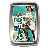Retro-a-go-go Take 2 Nurse Pill Box