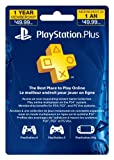 PS3 - Subscription Card - PSN Live - 12 Month Membership - PS3/PS4/PSvita Compatible (Sony)