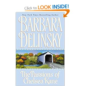 The Passions of Chelsea Kane - Barbara Delinsky