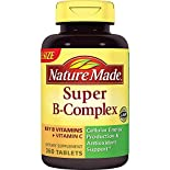 Nature Made Super B-Complex, Tablets, Value Size, 360 tablets