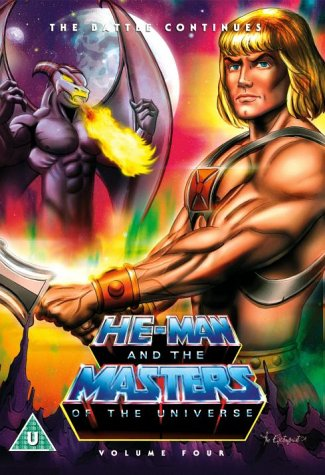 He-Man And The Masters Of The Universe: Volume 4 [DVD]