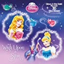 Wish Upon a Star (Disney Princess) (Glow-in-the-Dark Pictureback)