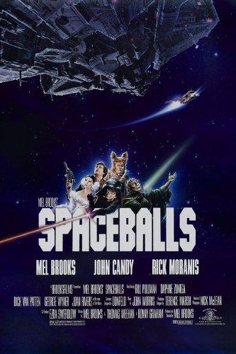 Spaceballs Cover