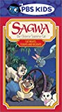 Sagwa - Cat Nights, Flights and Delights [VHS]