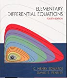 img - for Elementary Differential Equations (4th Edition) book / textbook / text book
