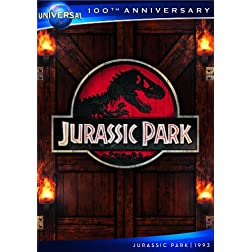 Jurassic Park [DVD + Digital Copy] (Universal's 100th Anniversary)