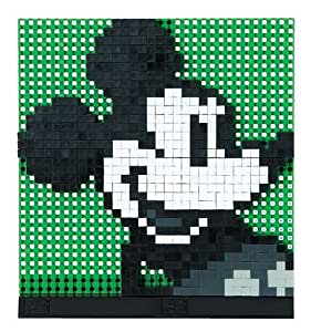 Amazon.com: Dots Disney Characters Mickey Mouse BLACK u0026 WHITE
