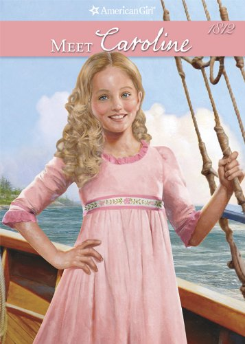 Kids on Fire: Meet Caroline (American Girls Collection) Reviewed By A Fifth Grader