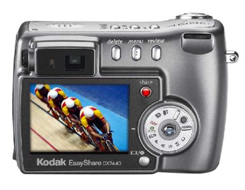Kodak Easyshare DX7440 4 MP Review