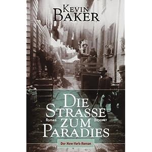 eBook Cover für  Die Strasse zum Paradies Der New York Roman