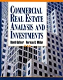 Commercial Real Estate Analysis and Investments (0130300519) by David M. Geltner