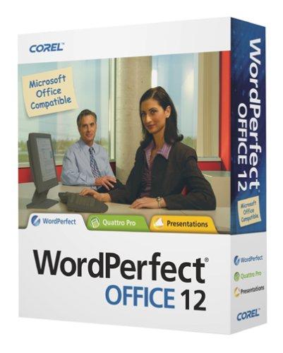 Corel Wordperfect Office 12 Standard [Old Version]