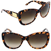 413fb08f03e Buy Versace 4250 998 13 Tortoise Shell 4250 Cats Eyes Sunglasses Lens  Category 3