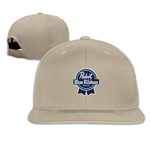 cinta-azul-de-pabst-logo-cool-ajustable-gorra-de-beisbol-de-cuatro-colores
