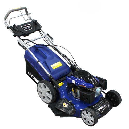 Hyundai HYM51SPE Petrol Engined Electric Start Self-Propelled Rotary Lawnmower