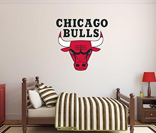 top best 5 cheap chicago bulls room decor for sale 2016. Black Bedroom Furniture Sets. Home Design Ideas