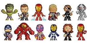 marvel avengers age of ultron mystery mini - 1 sealed box