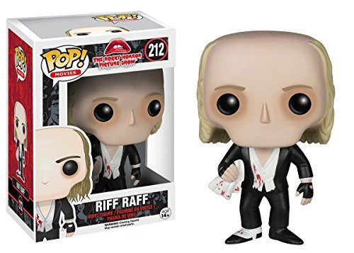 FunKo POP Movies: Rocky Horror Picture Show - Riff Raff Toy Figure