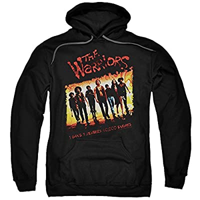 The Warriors Nyc Gang Thriller Action Movie One Gang Adult Pull-Over Hoodie