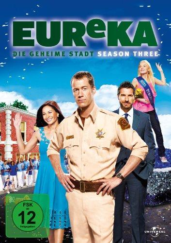 EUReKA: Die geheime Stadt - Season 3 (5 DVDs)