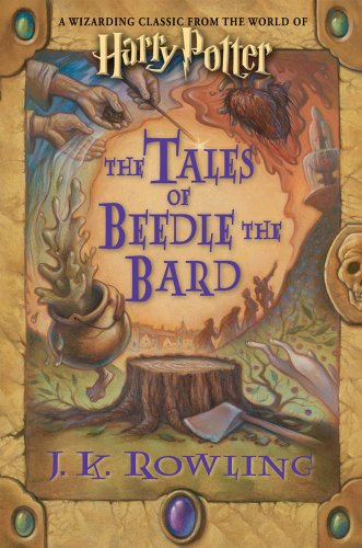 Cover of The Tales of Beedle the Bard, Standard Edition (Harry Potter)