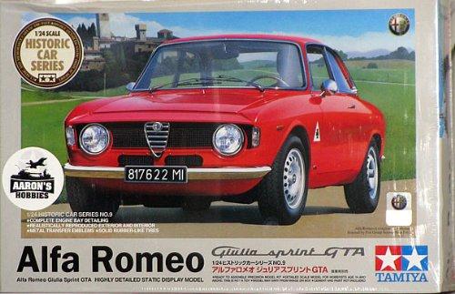 1/24 Alfa Romeo Giulia Sprint G