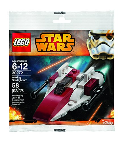 LEGO Star Wars A-Wing Starfighter Polybag (30272) - 1