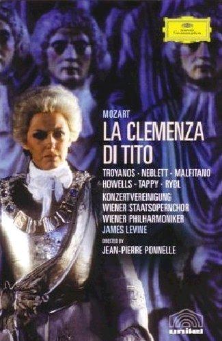 La Clemenza Di Tito ( James Levine) - Mozart - DVD