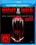 Night of the Wild – Die Nacht der Bestien/Uncut [3D Blu-ray]