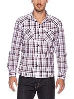Seventy Seven Camisa Hombre Burt (Multicolor)